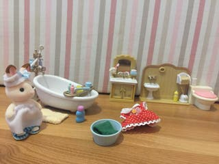 baño sylvanians