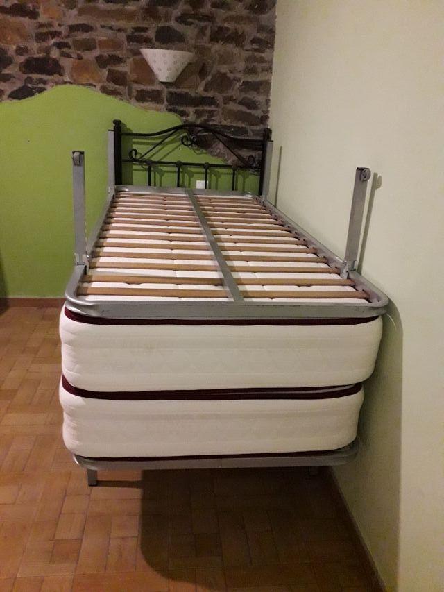 colchón y somier