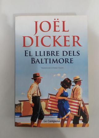 Llibre El Llibre dels Baltimore.
