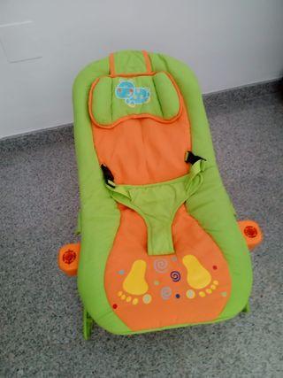 tumbona de bebe