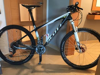 Bicicleta BTT Scott RC