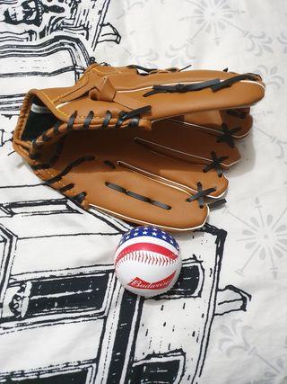 guante de beísbol