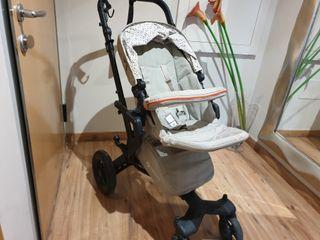 Se vende carrito de bebé Concord Neo 3 piezas