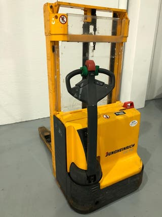 Apilador eléctrico jungheinrich 1100 kg