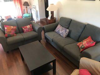 Mobiliario de segunda vivienda y electrodomésticos