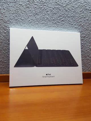 Ipad Smart Keyboard Charcoal A1829 ¡NUEVO PRECINTO