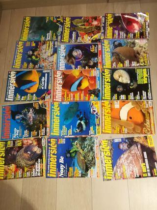 Revistas de buceo