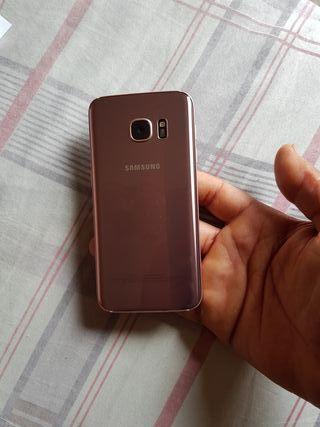 Samsung Galaxy s7 32gb rosa (no edge )