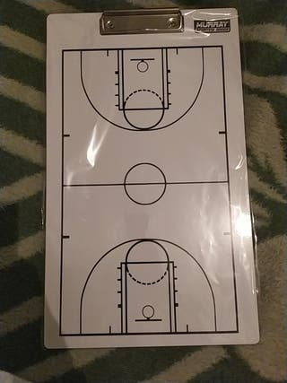 Pizarra Basket