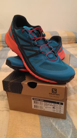 Zapatillas Trail Running Salomon