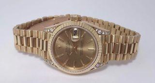 Reloj Rolex Oyster Perpetual Datejust oro 18kt.