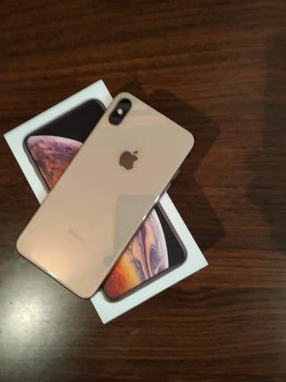 Iphone XS MaX 64 Gb Dorado