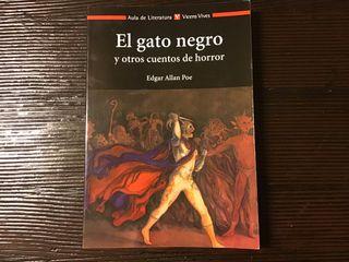 EL GATO NEGRO Y OTROS... EDGAR ALLAN POE