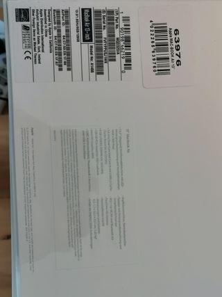 """MacBook Air13""""- Core i5-1.8GHz/8GB/128G"""