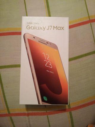 Vendo Samsung galaxy J7 Max nuevo