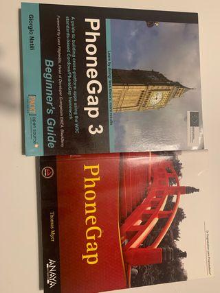 Pack 2 libros de Phonegap
