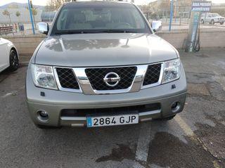 Nissan pathfinder pathfinder 2.5 2008