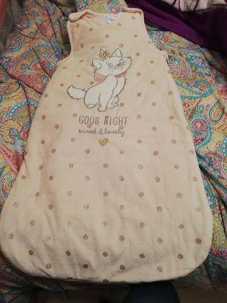 saco dormir bebe niña
