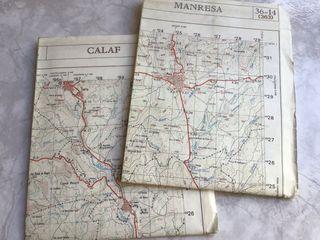 mapas del ejército