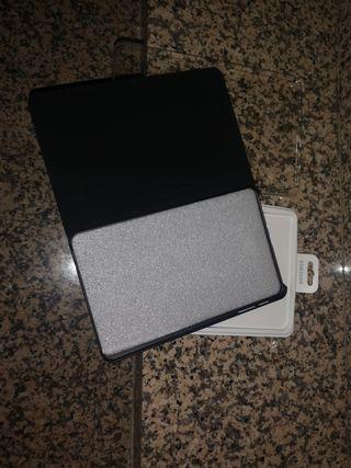 Funda Tablet Galaxy Tab A6 book cover