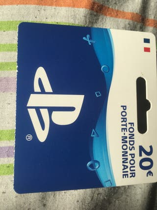 FONDS PS4 20€ CADEAU