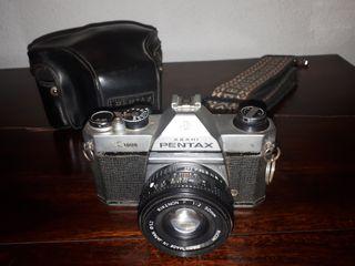 Pentax k100 + 50mm