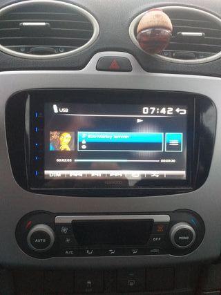 radio pantalla Kenwood dmx110bt