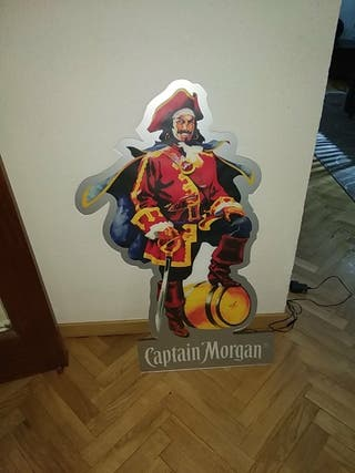 lampara capitán Morgan