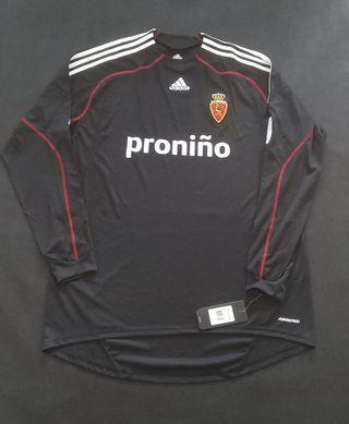 camiseta portero real Zaragoza nueva etiquetas xl