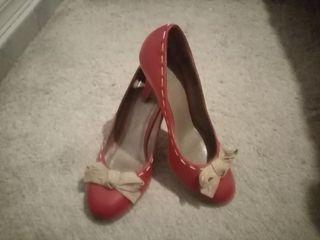 Zapatos tacón n°36