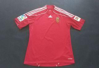 camiseta real Zaragoza 2008 formotion talla m