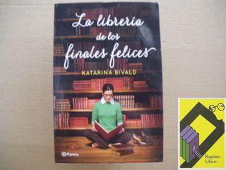 BIVALD, K.: La librería de los finales felices