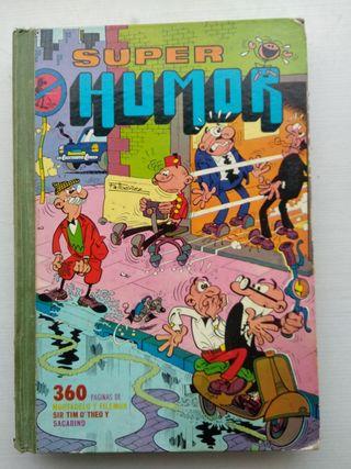 Super Humor año 1978 tapas duras