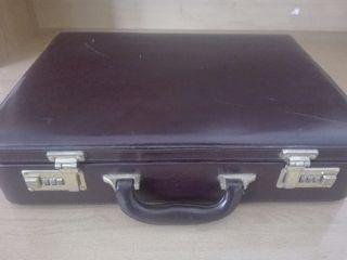 maletín rígido de trabajo PIEL