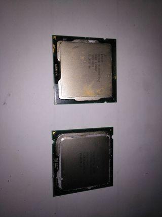Vendo procesadores Intel