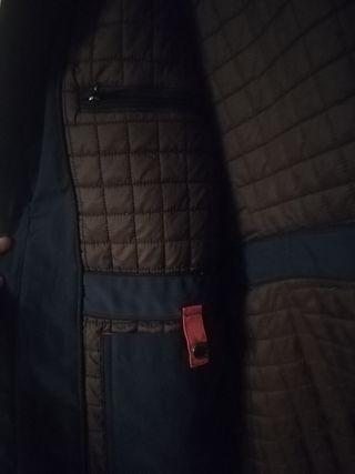 abrigo hombre hackett