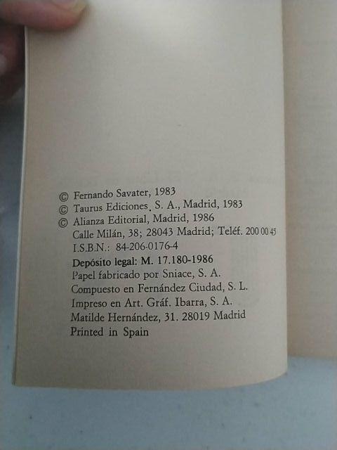 La infancia recuperada de Fernando Savater