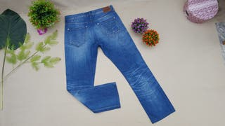 pantalón vaquero de hombre Andy Warhol Talla 44
