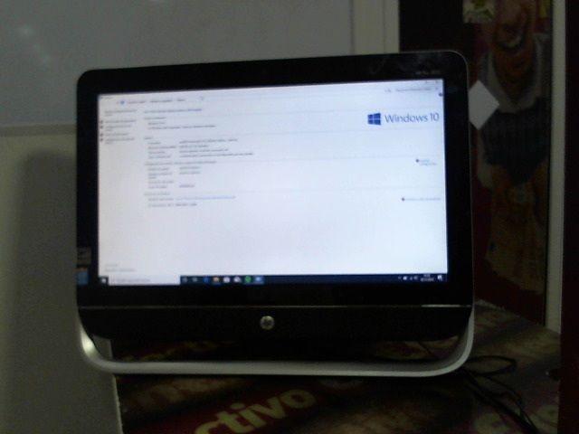 Ordenador AllinOne hp pro 3520.Intel G2030/4Gb/500