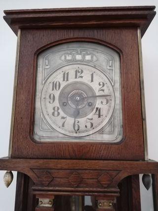 Gran reloj de pared Antiguo