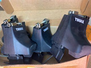 Soportes para coche y barras Thule