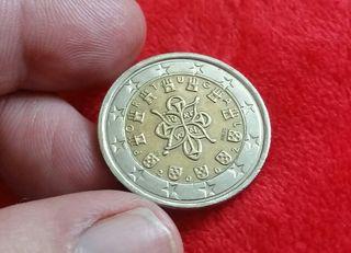 MONEDA DE 2 EUROS AÑO 2002