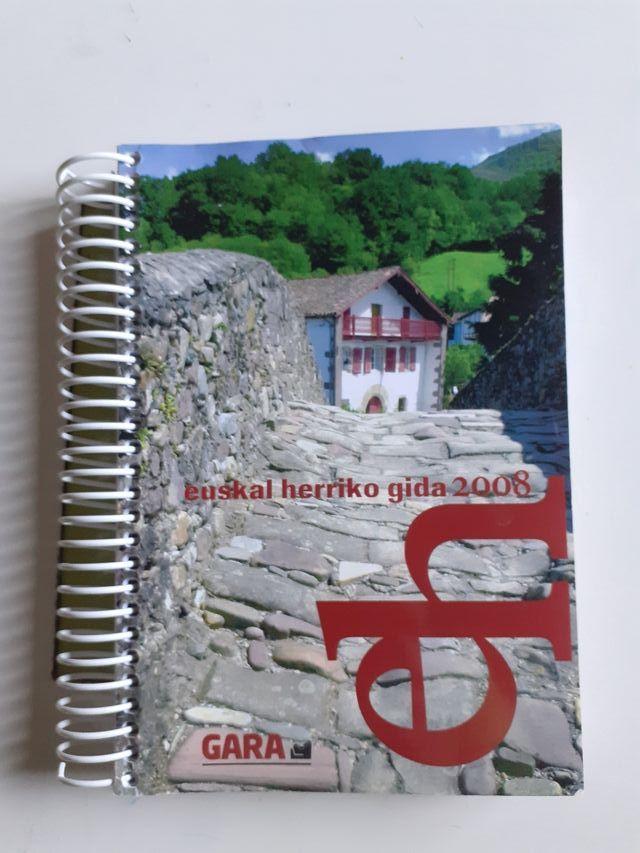 GUIA EUSKAL HERRIA 2008