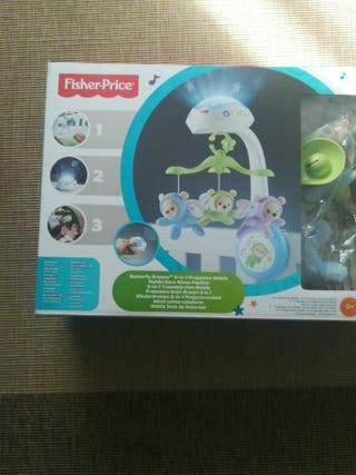 fisher price proyector