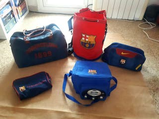 Lote 38 objetos Barça