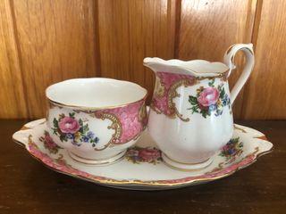 Set para el té Royal Albert