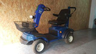 coche electrico minusvalido