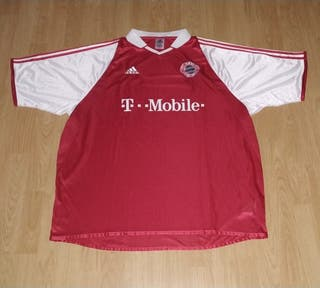Camiseta Bayern München de 2003 - Adidas CLIMALITE