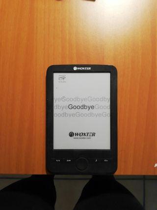 Libro electrónico o Kindle o Ebook