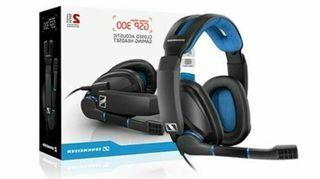 Sennheiser GSP 300. nuevos Auriculares gaming
